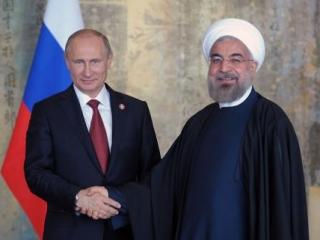 Россия и Иран договорились совместно преодолевать санкции США
