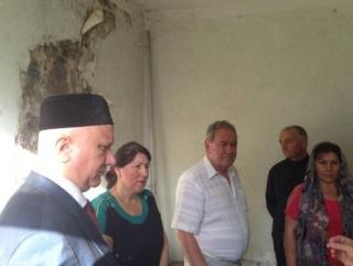 Муфтий Крганов: Сирийскими беженцами займется общественная палата