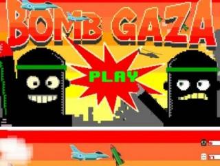В игре надо было просто сровнять Сектор Газа с землей, не задумываясь о погибших людях