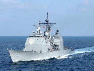 Крейсер ВМС США будет «обеспечивать безопасность» в Черном море