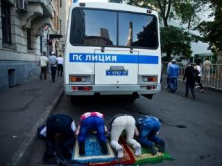 Начальник штаба Каца: «Москве нужно больше мечетей!»