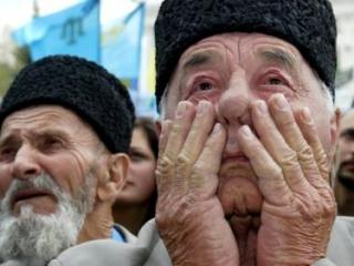 Татары Красноперекопска довели до российской общественности свои боли и чаяния