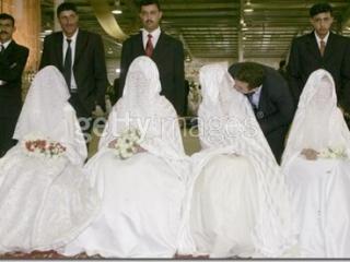 Саудовским мужчинам нельзя жениться на женщинах из четырех стран