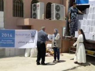 Исламская организация спасает от голода христиан Ирака