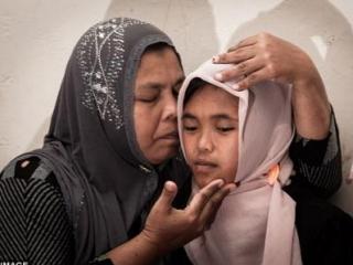 Мусульманская семья чудом обрела пропавшую дочь спустя 10 лет