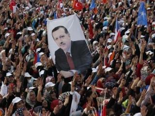 Граждане Турции выбирают президента