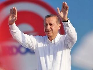 Эрдоган стал 12-м президентом Турции