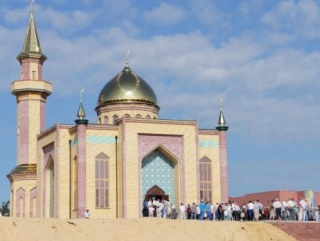 Нижегордскую землю украсила величественная мечеть