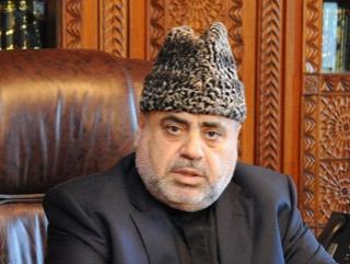Армения-Азербайджан:шейх и патриарх обменялись посланиями