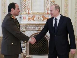 Президент РФ примет Сиси в Сочи