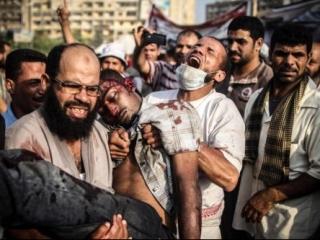 Руководство Египта обвинили в массовых убийствах оппозиционеров