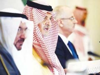 Сауд аль-Фейсал. Мир с палестинцами-условие выживания Израиля
