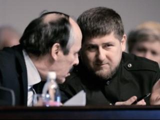 Главы Дагестана и Чечни