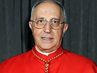 Спецпредставитель папы Римского в Ираке кардинал Фернандо Филони