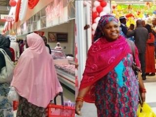 Страх заставил мусульманок Кано сменить хиджабы на косынки