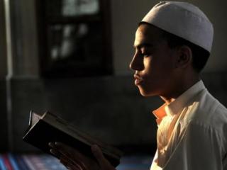 Коран на языке жестов