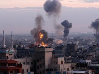 В нарушение перемирия Израиль вновь обстрелял Газу