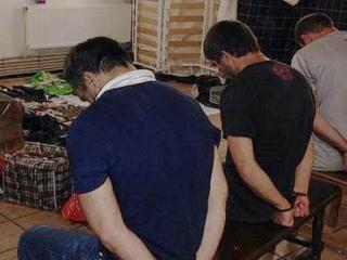 Банду киллеров задержали в одном из коттеджей Одинцовского района неподалеку от резиденции лидера ЛДПР Владимира Жириновского (Фото: «Коммерсант»)