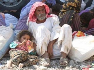 Дети езидов пьют кровь родителей, чтобы не умереть от жажды