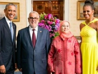 Супруга марокканского премьера поблагодарила за поддержку хиджаба