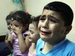 Израиль возобновил бомбардировки Газы, около 10 погибших