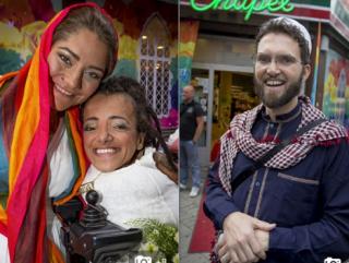 «Имам геев» сочетал «браком» двух иранок
