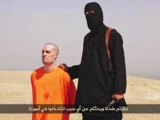 Страшный ролик расправы над репортером Джеймсом Фоули террористы выложили в Сеть.