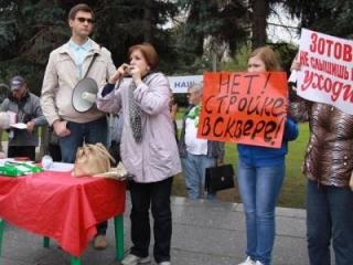 Недовольные созданием церквей в Москве объединились в движение