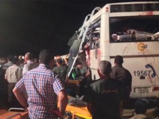 Свыше 30 туристов погибли в страшном ДТП в Египте