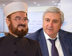 Шейх Карадаги поблагодарил российского сенатора за поддержку