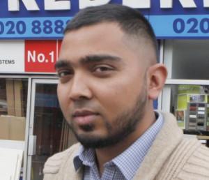 Мусульманин-таксист спас 6 человек из огня