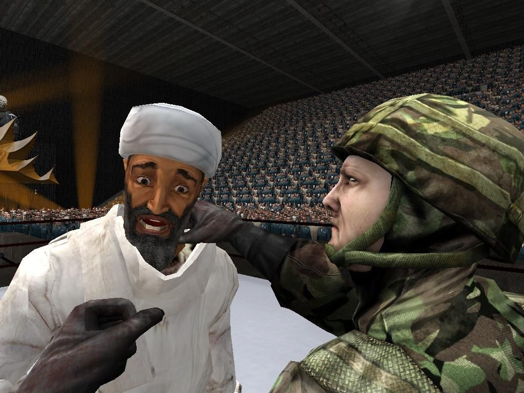 Резиновый терроризм