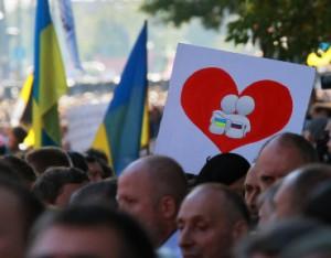 Акция оппозиции в Москве не вызвала ажиотажа