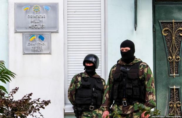 Обыски в фонде Мустафы Джемилева не связаны с меджлисом
