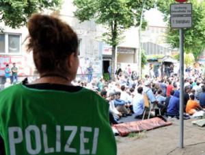 В Германии проходит общенациональная акция против экстремизма и исламофобии