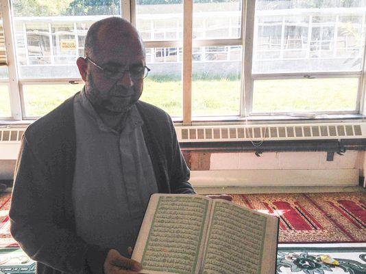 Имам исламского центра Саад Джевида