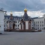 Мусульманская и православная часовни при ФСБ РТ