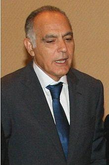 Глава МИД Марокко Салахуддин Мезоуар