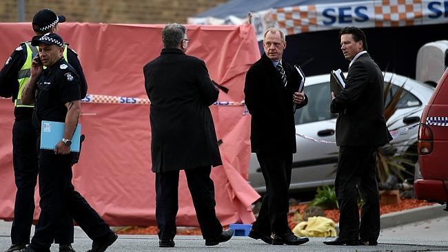 Место убийства 18-летнего австралийца