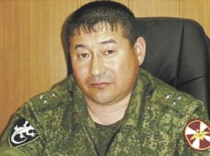 Серик Султангабиев – лицо русского офицерства