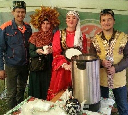 Мусульмане устроили москвичам день чак-чака