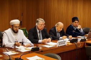 Россия провела происламский форум в Женеве