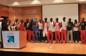 Целая футбольная сборная приняла ислам