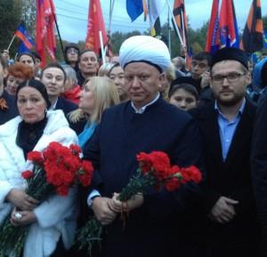 Муфтий: Горе Донбасса – горе России
