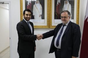 Катар и Фонд поддержки российского ислама договорились о сотрудничестве