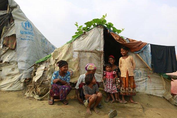 Мьянма (Бирма): Мусульмане-рогинья начинают получать гражданство?