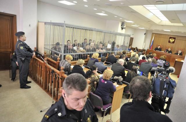 Вынесение приговора по делу о вербовке боевиков. (Фото: Антон Буценко, ИТАР-ТАСС)