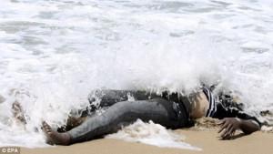 У берегов Ливии утонули свыше 160 мигрантов, плывших в Европу