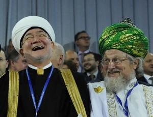 Поздравит ли патриарх Всея Руси муфтия всей Российской Федерации?