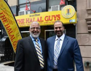 «Халяльные парни»: фалафель вытеснит надоевшие всем гамбургеры